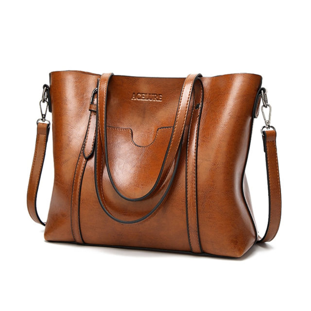 Women's Colorful Casual Shoulder Bag